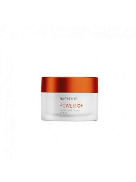 Skeyndor POWER C energizuojamasis kremas su vitaminu C normaliai-sausai veido odai 50ml