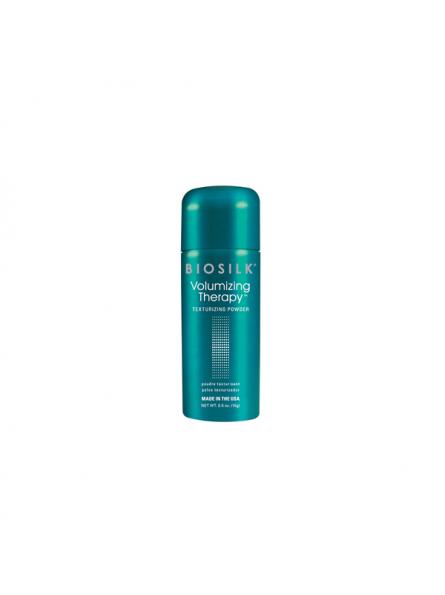 BIOSILK VOLUMIZING THERAPY plaukų apimtį didinanti pudra 15g