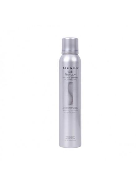 BIOSILK SILK THERAPY DRY sausas - purškiamas šampūnas 150g