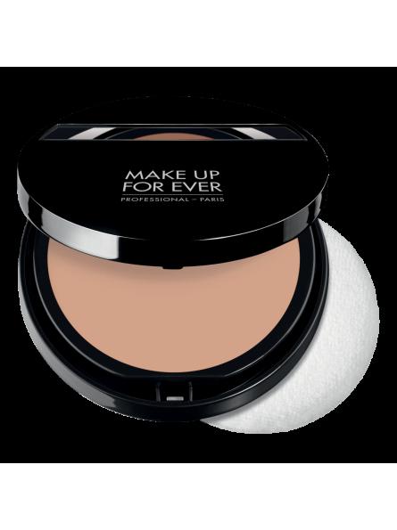 Make up for ever Velvet finish - velvetinio efekto kompaktinė pudra