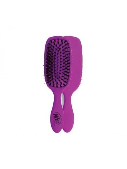 WetBrush Shine Enhancer plaukų šepetys violetinis