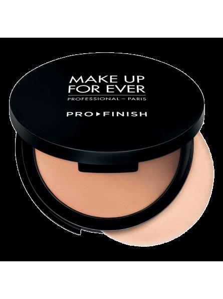 """Make up for ever """"Pro Finish"""" - matinė, kompaktinė, presuota pudra 10g"""