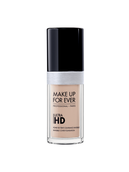 Make up for ever ULTRA HD Invisible cover foundation - makiažo pagrindas 30ml