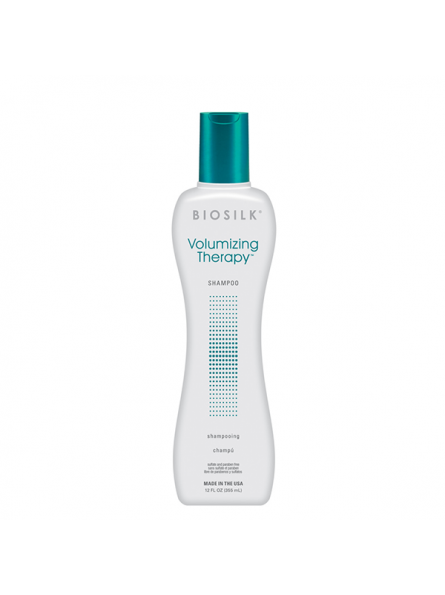 BIOSILK VOLUMIZING THERAPY purumo suteikiantis šampūnas 355ml