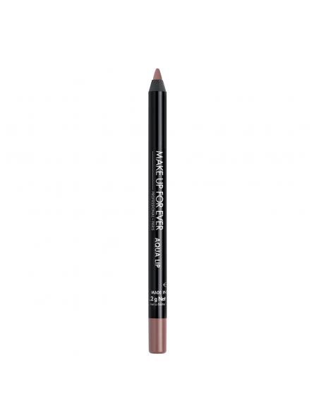 Make Up For Ever AQUA LIP vandeniui atsparus lūpų kontūro pieštukas, 1,2 g.