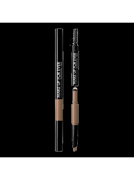 Make up for ever 3 in 1 brow sculpting pen - antakių modeliavimo priemonė 0,2 g
