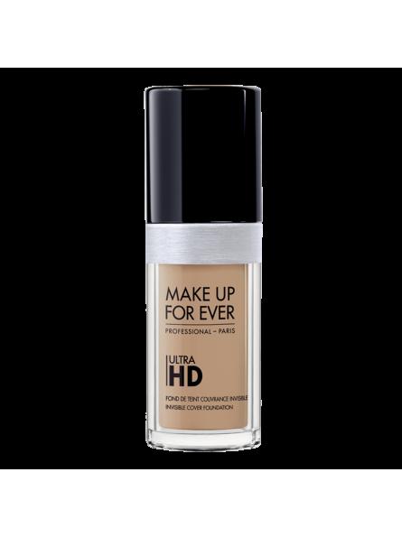 Make Up For Ever ULTRA HD FOUNDATION gerai maskuojantis makiažo pagrindas, 30 ml.