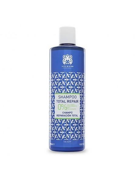 Valquer TOTAL REPAIR šampūnas pažeistiems plaukams, 400 ml.