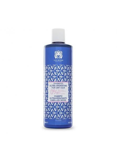 Valquer ULTRA HYDRATING drėkinamasis šampūnas sausiems plaukams, 400 ml.