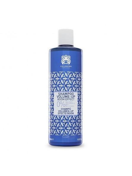 Valquer VOLUME-UP apimties suteikiantis šampūnas BOOM efektas, 400 ml.