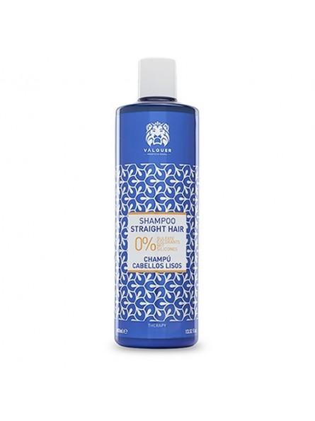 Valquer STRAIGHT plaukus glotninantis šampūnas, 400 ml.