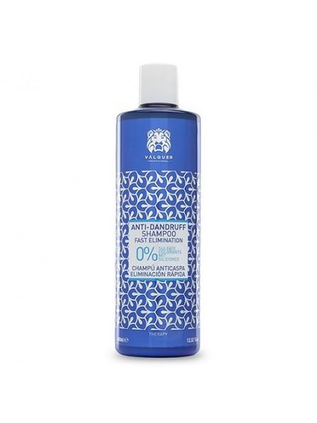 Valquer ANTI-DANDRUFF greito poveikio šampūnas nuo pleiskanų, 400 ml.