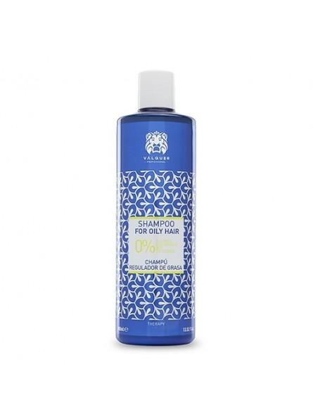 Valquer FOR OILY HAIR šampūnas riebiems plaukams, 400 ml.