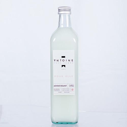 Antoine skalbinių minkštiklis Pour Elle 750 ml.