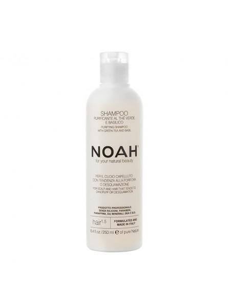 Noah 1.5 šampūnas nuo pleiskanų, 250 ml.