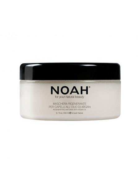 Noah 2.3 kaukė sausiems ir pažeistiems plaukams, 200 ml.