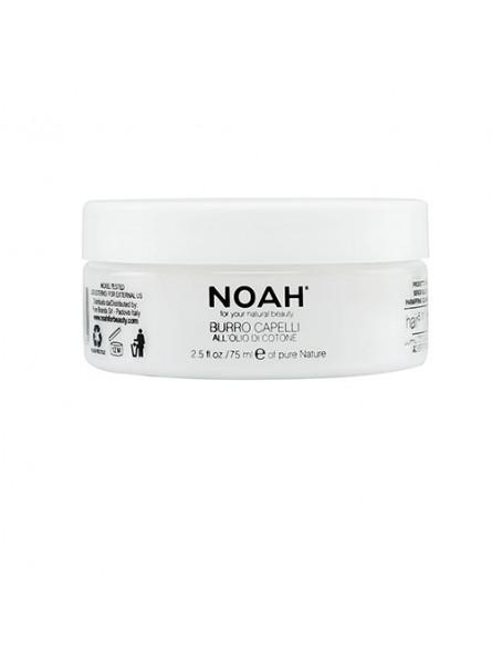 Noah 5.11 plaukų sviestas, suteikiantis glotnumo ir saugantis nuo vėlimosi, 75 ml.