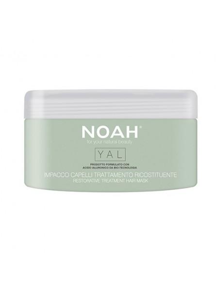 Noah YAL atkuriamojo poveikio plaukų kaukė su hialuronu, 200 ml.