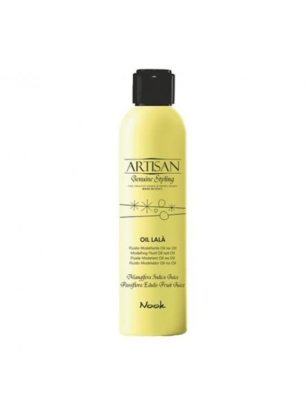 Nook Artisan Oil Lalà garbanų modeliavimo fluidas, 250 ml.