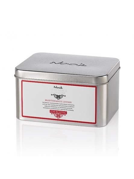 Nook Energizing energizuojantis galvos odos losjonas ampulėse, 12x7 ml.