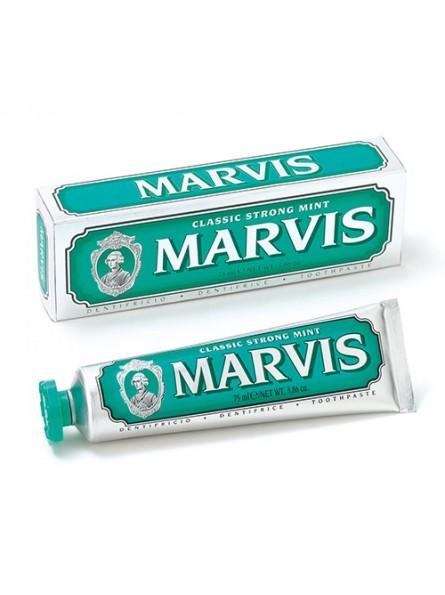 Marvis klasikinė mėtų skonio dantų pasta Classic Strong Mint