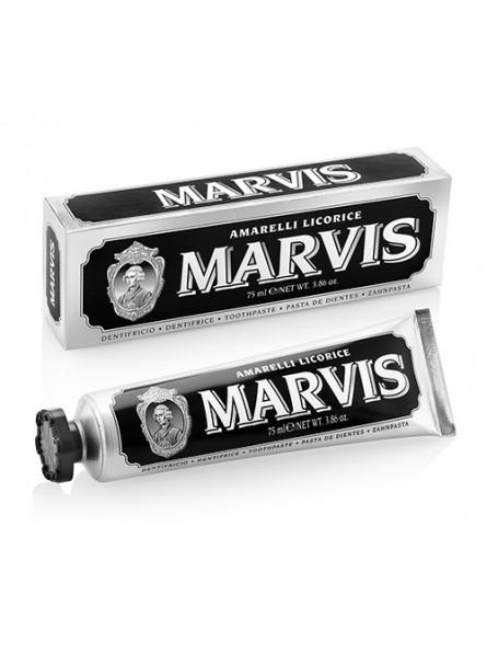 Marvis saldymedžio ir mėtų skonio dantų pasta Amarelli Licorice