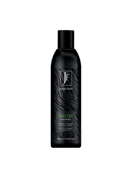 Jungle Fever FRIZZ OUT šampūnas nepaklusniems plaukams, 250 ml.