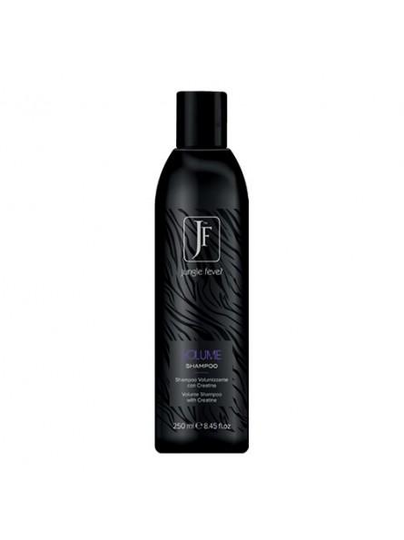 Jungle Fever VOLUME apimties suteikiantis šampūnas, 250 ml.