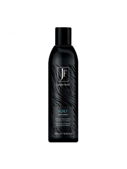 Jungle Fever KURLY šampūnas garbanotiems plaukams, 250 ml.