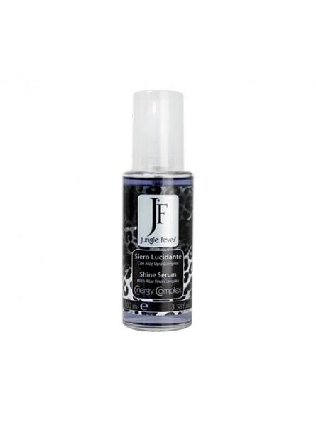Jungle Fever SHINE SERUM žvilgesio plaukams suteikiantis serumas, 100 ml.