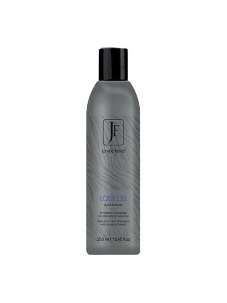 Jungle Fever ANTI HAIR LOSSLESS šampūnas nuo plaukų slinkimo, 250 ml.