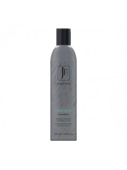 Jungle Fever DANDRUFF šampūnas nuo pleiskanų, 250 ml.