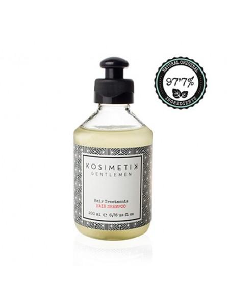 Kosimetik šampūnas vyrams, 200 ml.