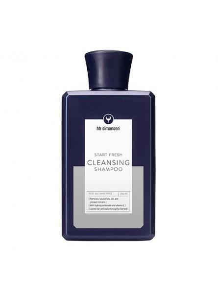 HH Simonsen Cleansing giliai valantis šampūnas, 250 ml.