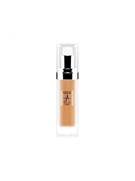 Make-Up Atelier Paris perlamutrinis, vandeniui atsparus makiažo pagrindas, 30 ml.