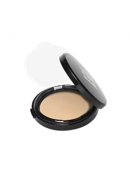Make-Up Atelier Paris matinį efektą suteikianti, kompaktinė pudra, 12 g.