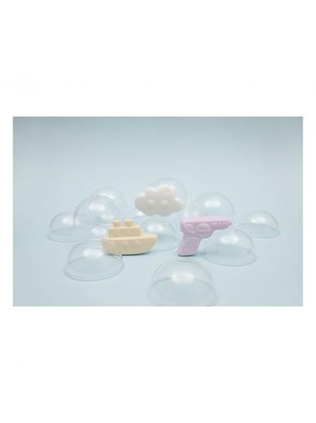 Nailmatic KIDS CLOUD Organic Kids Soap persikų kvapo muilas vaikams, 50 g.