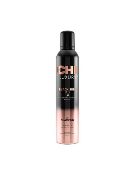 CHI LUXURY sausas šampūnas, 150 g.