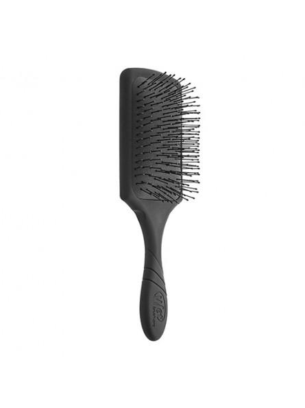 WETBRUSH PRO PADDLE DETANGLER stačiakampis plaukų šepetys juodas