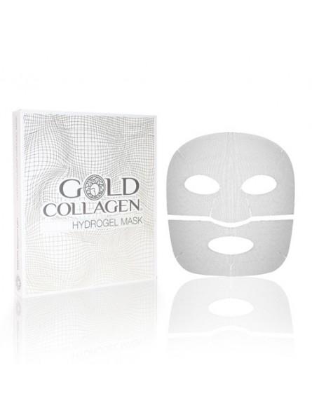 GOLD COLLAGEN HYDROGEL MASK lakštinė, hidrogelio veido kaukė, 1 vnt.