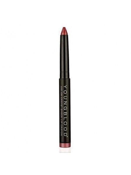 Youngblood COLOR - CRAYS SHEER LIP CRAYON lūpų kreidelė, 1,4 g.