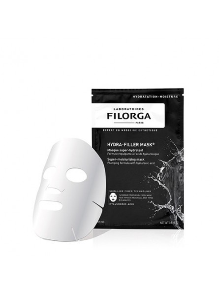 Filorga HYDRA-FILLER momentinio poveikio drėkinanti, raukšles užpildanti kaukė, 23 g.