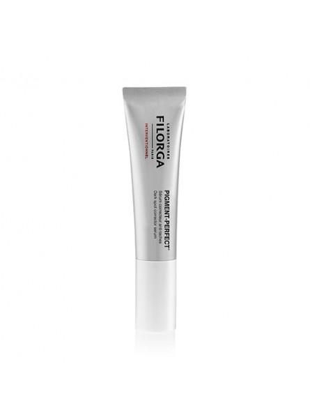Filorga PIGMENT-PERFECT pigmentines dėmes koreguojantis serumas, 30 ml.