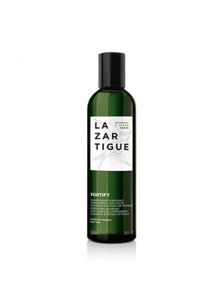 Lazartigue FORTIFY plaukus stiprinantis šampūnas nuo slinkimo, 250 ml.