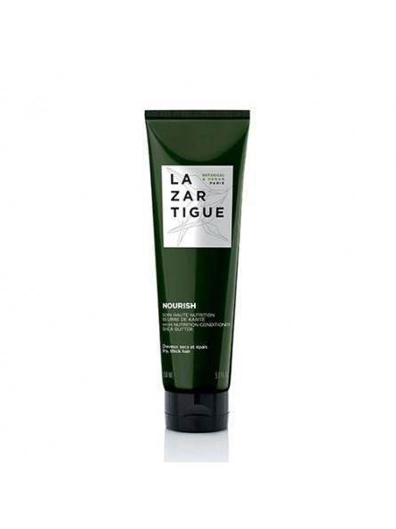 Lazartigue NOURISH intensyviai maitinantis kondicionierius tankiems, storiems plaukams, 150 ml.