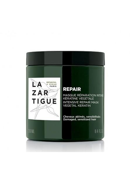 Lazartigue REPAIR intensyviai plaukus atkurianti kaukė, 250 ml.