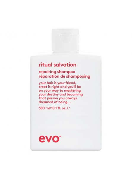 EVO RITUAL SALVATION plaukus puoselėjantis šampūnas