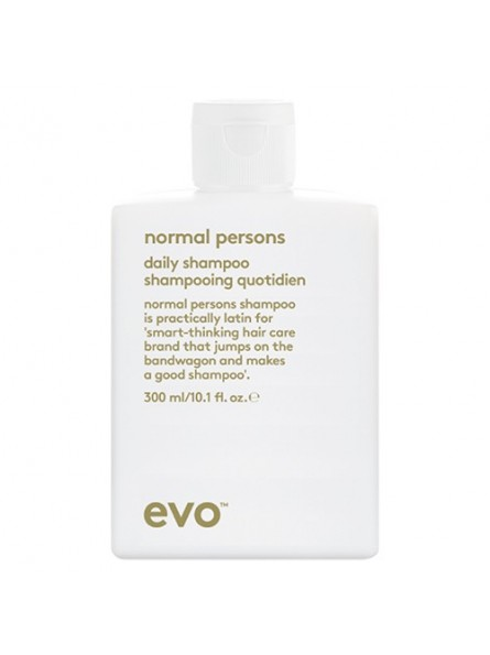 EVO NORMAL PERSONS kasdieninis šampūnas