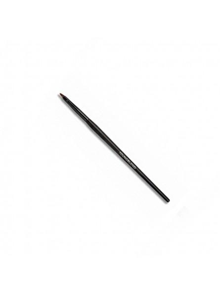 Youngblood Natural Hair Brush Fine Liner natūralių šerių akių kontūravimo šepetėlis
