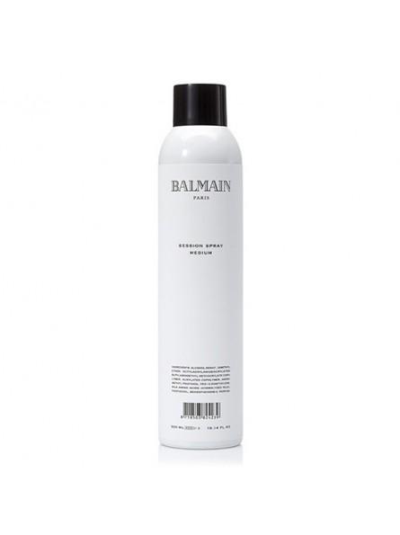BALMAIN SESSION SPRAY MEDIUM vidutinės fiksacijos plaukų lakas, 300 ml.
